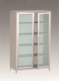 Шкаф металлически двухстворчатый
