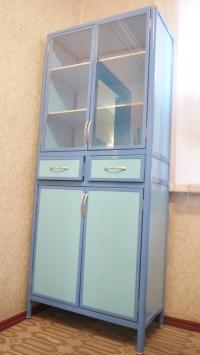 Шкаф 2-х створчатый с выдвижными ящиками